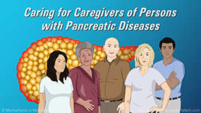 Slide Show - Caring for Caregivers of Persons with Pancreatic Diseases