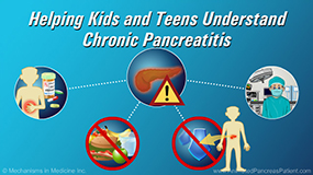 Chronic Pancreatitis in Kids and Teens
